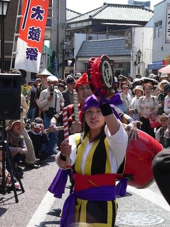 Shubun no hi japanese festival in narita