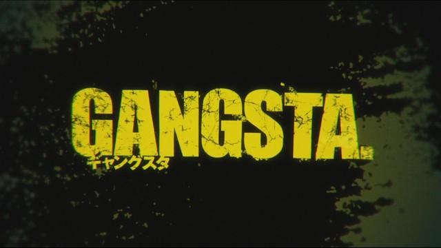Gangsta 01